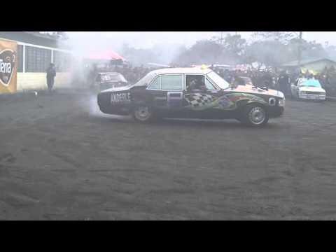 Quadrilha da Fumaça em Venâncio Aires - Agosto 2012 - Parte 01