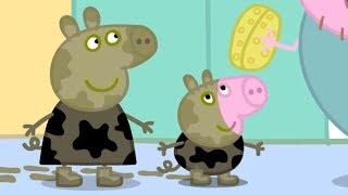 Peppa Pig En Español | Charcos de lodo Ep.1 | Pepa la Cerdita | Pepa la cerdita