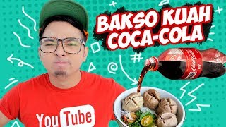 Video BAKSO KUAH COCACOLA #sukakemewahan Wkwkwkwk Enak Gak ya #EGY MP3, 3GP, MP4, WEBM, AVI, FLV Juli 2018