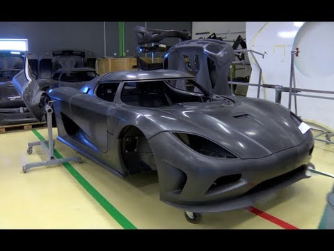 Carbon Fiber Construction – /Inside Koenigsegg