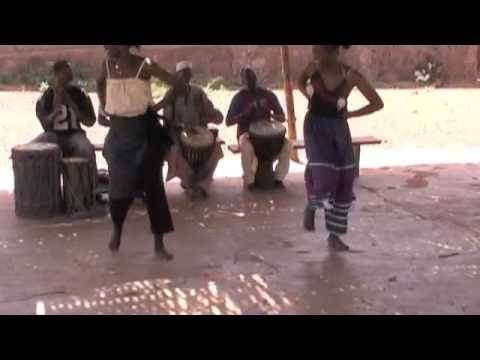 """""""Numu Foly"""" Mali African Dance, Djembe Drums and Chants#8"""