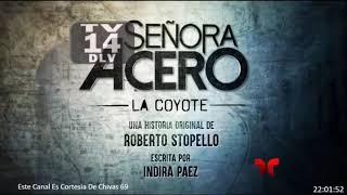 Señora Acero 4 La Coyote  Capitulo 2 HD 13
