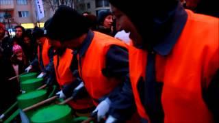 ekoshow ritm grubu konseri  8. uluslararası işçi filmleri festivali  eskişehir