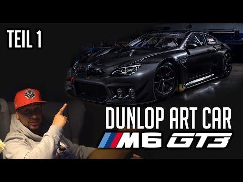 JP Performance - BMW M6 GT3   Dunlop Art Car   Teil 1_Legjobb vide�k: Aut�