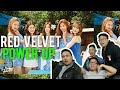 """Download Lagu RED VELVET """"POWER UP"""" to new levels.. (MV Reaction) Mp3 Free"""