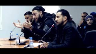 DL STUDIO PRODUCTION ® 2005/2017 DL - Concours de rap Part 2 ( Dar Chabab Tanger ® )Ali Ssamid x Loco Lghadab x Lsan L7a9  ---------------------في إطار المبادرة التي تقوم بها مجموعة درب الليل وهي إكتشاف المواهب داخل الأحياء ساهمت المجموعة في إنجاح مسابقة في فن الراب (Rap) كلجنة التحكيم بدار الشباب (حي مغوغة طنجة ) ، مركز إدماج وتكوين الشباب.Ali Ssamid & Loco Lghadab & Lsan L7a9#Ssamidon👑#DL #DL_Team---------------------ARRANGED AND MIXED BY : DL Studio TangerDirected : Abderahmane L Kadiri In Photography : Klam l7a9Montage :Loco LghadabEXCLUSIVE ON ALI SSAMID CHANNEL 2017 ...Twitterhttps://twitter.com/AliSsamidFaceBookAli Ssamid :https://www.facebook.com/aliissamidLoco Lghadab :Lsan L7a9 :https://m.facebook.com/loco.lghadab.fanshttps://www.facebook.com/Biin.Druba/DL STUDIO RECORDS MUSIC.- Contact/info: alissamidbusiness@gmail.com