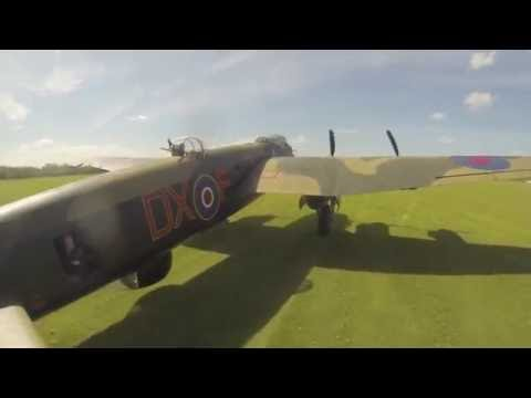 Visit the Lincolnshire Aviation Heritage Centre