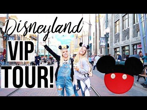 Celebrity VIP Disneyland Tour | Experience Disneyland!