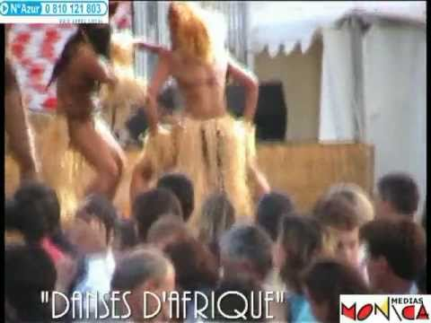 SPECTACLE AFRICAIN AFRO DANCE DJ