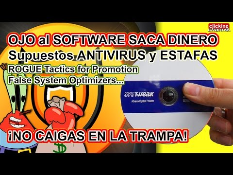 COMO ELIMINAR Advanced System Protector PC Optimizer Tuneup RegClean Pro MyPC Backup MPC Cleaner Vir