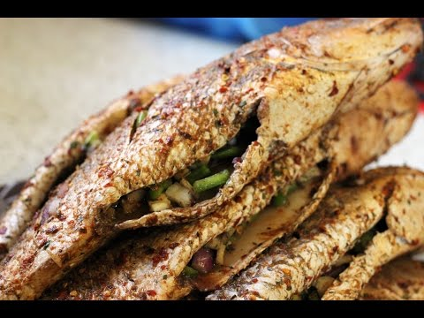 How to prepare Nigerian Grilled Tilapia Fish – Nigerian Food Recipes