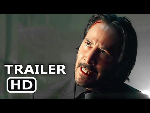 John Wick 2 Official Trailer # 3 (2017) Keanu Reeves Action Movie HD (видео)