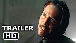 John Wick 2 Official Trailer  3 2017 Keanu Reeves Action Movie HD