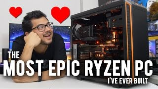 "Intel who?!?▷ Related Links:My Ryzen 7 Review: https://youtu.be/TZxvt5R0Dx4My Ryzen 5 Review: https://youtu.be/xrM0v-XwhQUMy Asus Strix GTX 1080 Ti Review: https://youtu.be/6krc4vg36kUMy Be Quiet Dark Rock 3 Review: http://bit.ly/2nPFtmM▷ The PartsUSBe Quiet Pure Base 600: http://amzn.to/2p5RUegAMD Ryzen 7 1800X: http://amzn.to/2oyPK3FAorus AX370 Gaming K7: http://amzn.to/2oySLkx16GB G.Skill Flare X DDR4 3200: http://amzn.to/2p5Dg6DBe Quiet Dark Rock 3: http://amzn.to/2oicK5cAsus Strix GTX 1080 Ti (Non-OC): https://bit.ly/2oirRvySamsung 850 EVO 250GB: http://amzn.to/2p5JSSyWD Black 1TB: http://amzn.to/2p5PXORBe Quiet Pure Power 10 600W: http://amzn.to/2oCA8OcCableMod Sleeved Extensions: http://amzn.to/2oyFetcCanadaBe Quiet Pure Base 600: http://amzn.to/2p5SubZAMD Ryzen 7 1800X: http://amzn.to/2oCtHLhAorus AX370 Gaming K7: http://amzn.to/2oiq49L16GB G.Skill Flare X DDR4 3200: http://amzn.to/2nPuGsyBe Quiet Dark Rock 3: http://amzn.to/2oCiMBgAsus Strix GTX 1080 Ti (OC): https://bit.ly/2oipFUWSamsung 850 EVO 250GB: http://amzn.to/2p5MQ9LWD Black 1TB: http://amzn.to/2p5DJFVBe Quiet Pure Power 10 600W: http://amzn.to/2oisWTTCableMod Sleeved Extensions: http://amzn.to/2oCJsS9UKBe Quiet Pure Base 600: http://amzn.to/2pjT9WQAMD Ryzen 7 1800X: http://amzn.to/2oeA4BGAorus AX370 Gaming K7: http://amzn.to/2pk402Z16GB G.Skill Flare X DDR4 3200: http://amzn.to/2oea6OUBe Quiet Dark Rock 3: http://amzn.to/2pk3jqqAsus Strix GTX 1080 Ti: N/ASamsung 850 EVO 250GB: http://amzn.to/2oCs3sMWD Black 1TB: http://amzn.to/2pDDb6kBe Quiet Pure Power 10 600W: http://amzn.to/2oCuJXFCableMod Sleeved Extensions: http://amzn.to/2oCurQo_______________________▷  My Amazon LinkUS: http://amzn.to/2m5PBXBCanada: http://amzn.to/2ngZxtjUK: http://amzn.to/2m1EdH7▷ BITWIT ULTRA not available in your country? Get all the same perks on my Patreon page: https://www.patreon.com/bitwit▷ MY STOREhttp://www.bitwit.tech/store/▷ FOLLOW ME Twitter: www.twitter.com/bitwitkyle (@bitwitkyle)Instagram: @bitwitkyleTwitch: http://www.twitch.tv/bitwitky✉ SEND FAN MAIL TO:BitwitP.O. Box 1449La Mirada, CA 90637▷ CREDITSMontage Music: ""N.U.T."" by The Passion HiFi http://www.twitter.com/Passion_HiFiOther sounds:Kevin Macleod - http://www.incompetech.comAudio file(s) provided by http://www.audiomicro.com"