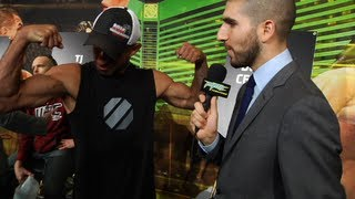 UFC 160: Donald Cerrone Got Some Help From GSP for Mental Edge