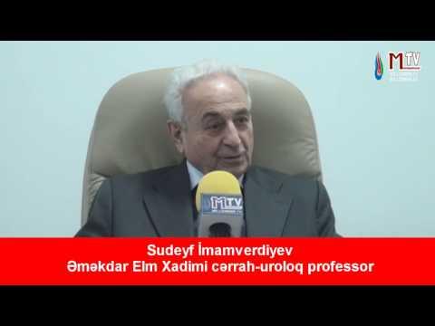 Sudeyf İmmamverdiyev YAP-ın formalaşmasından danışıb (Video) MÜSAHİBƏ