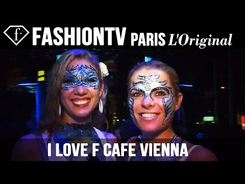fashiontv - http://www.FashionTV.com/videos VIENNA - Get an exclusive look at the glamorous I Love F Cafe from fashiontv in Vienna! Guests enjoy specialty cocktails, flair bartenders, hookah, champagne,...