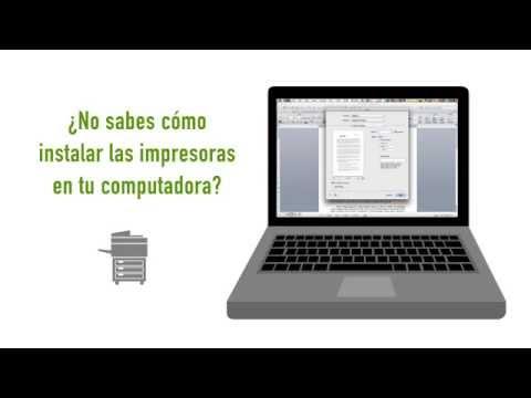 iInstalacion de impresoras (Mac)