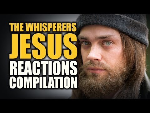 THE WHISPERERS JESUS Reactions Compilation