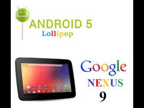 Wi-Fi Only Nexus 9 Released  On Google Play, LTE ...