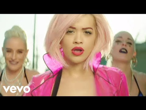 RITA ORA - I Will Never Let You Down [MV]