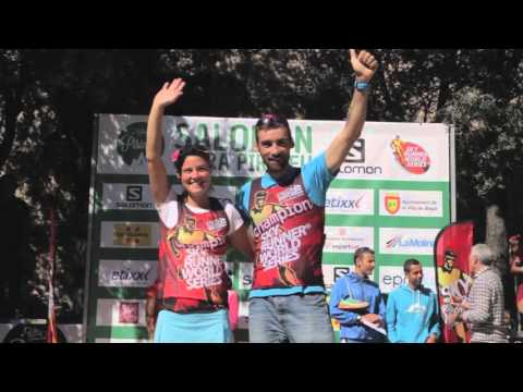 EVASIÓN TV: SALOMON ULTRA PIRINEU 2015