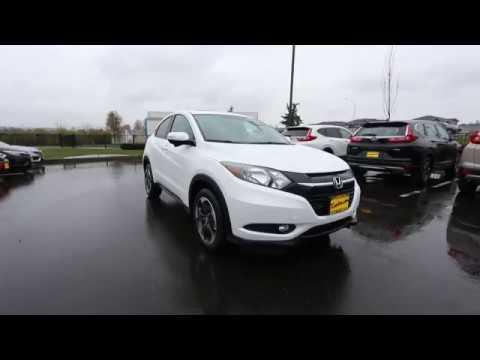 2018 Honda HR-V EX   White Orchid   JM714819   Seattle   Sumner  