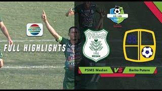 Download Video PSMS Medan (3)  vs (2) Barito Putera - Full Highlight | Go-Jek Liga 1 Bersama Bukalapak MP3 3GP MP4