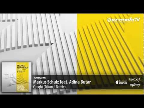 Markus Schulz feat. Adina Butar - Caught (Tritonal Club Mix) (From Trance Essentials 2012, Vol. 2)