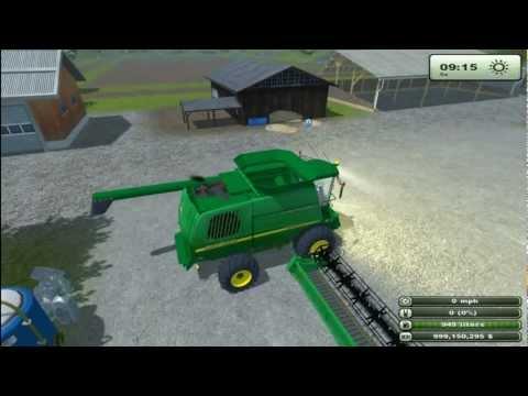John Deere 9750 STS Farming Simulator 2013 mod