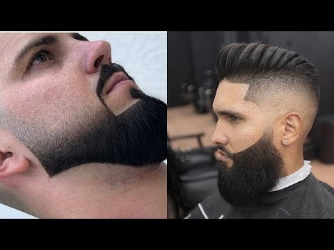 THE BEST BEARD STYLES FOR MEN'S FOR 2019 ! E.P # 01