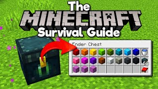What To Put In An Ender Chest! • The Minecraft Survival Guide (Tutorial Let's Play) [Part 276]