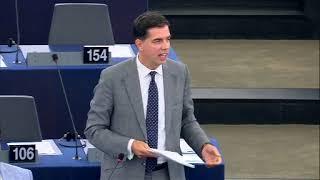Gyürk András felszólalása az ellátásbiztonsági rendelet plenáris vitáján