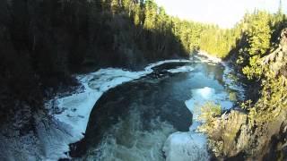 Bathurst (NB) Canada  City new picture : Tetagouche Falls,Bathurst NB Canada