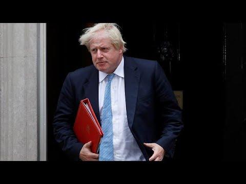 Μ. Τζόνσον: «Εκβιαστικά τα ποσά για το Brexit»