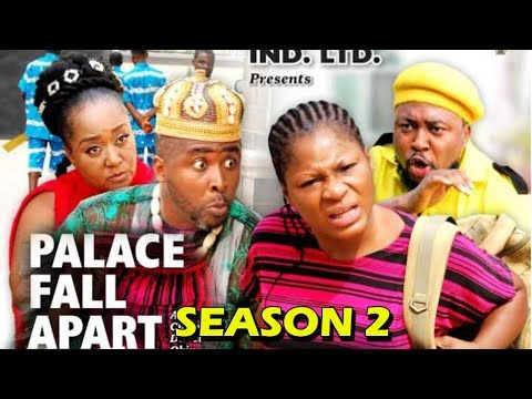 PALACE FALL APART SEASON 2 - (New Movie) 2020 Latest Nigerian Nollywood Movie Full HD