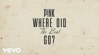 Where Did The Beat Go? (Official Lyric Video)