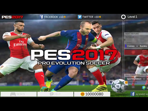 🎮 [300MB] Download Pes Lite 2017 Dan Cara Installnya Di Android