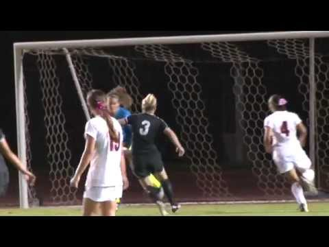 Fresno Pacific vs. Holy Names in Women's Soccer - Oct 6 2012