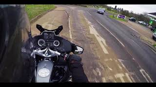 2. BMW R1200RT 2017 test ride and some thoughts