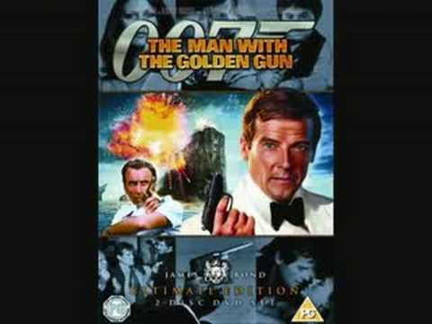Lulu - The Man with the Golden Gun (Main Title) lyrics