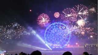 2013義大世界跨年煙火秀(1080p)