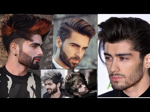 Mens hairstyles - Top 5 men's with supercool hairstyles