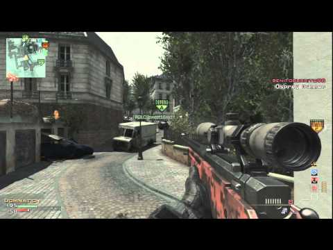 Modern Warfare 3 L118A MOAB on Resistance HD