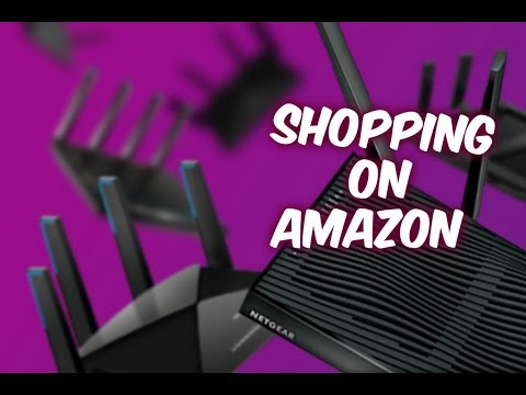 NETGEAR Nighthawk WiFi Router || Shopping on amazon