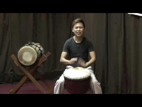 Djembe Solo (Beginner/Intermediate) Demo : Sofa
