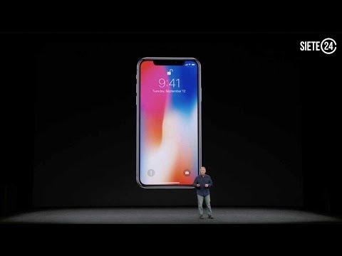 Apple se reinventa con el iPhone X