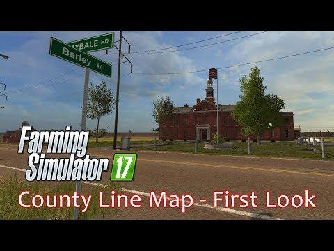 FS17 County Line v1.0