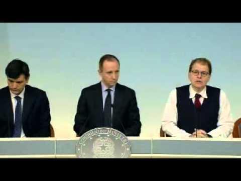 Roma - Letta negli Emirati Arabi Uniti, presentazione della missione (31.01.14)