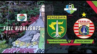 Download Video Persebaya Surabaya (3) vs (0) Persija Jakarta - Full Highlights | Go-Jek Liga 1 Bersama Bukalapak MP3 3GP MP4